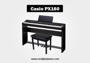 Casio Privia PX-160 Review