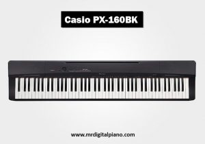 Casio Privia PX-160BK Review