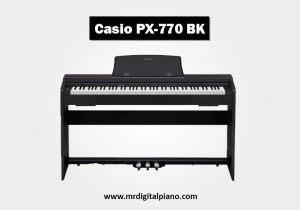 Casio Privia PX-770 Review