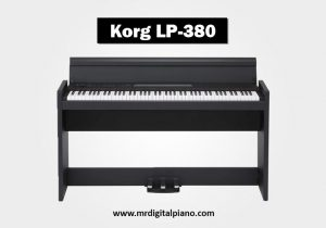 Korg LP380 Review