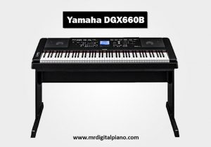 Yamaha DGX 660B Review
