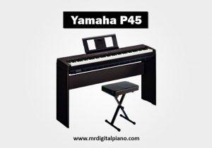 Yamaha P45 Review