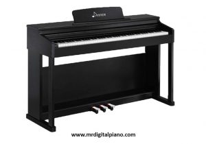 best hammer action digital piano