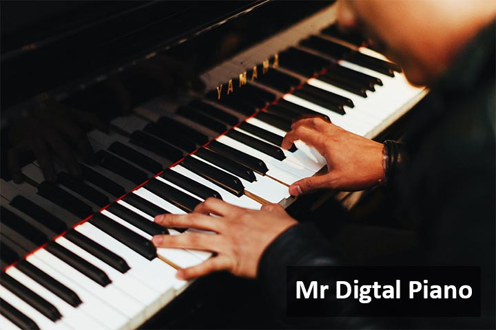 Best Weighted Keys Digital Piano to Buy in 2021 - [Top 10] Reviews