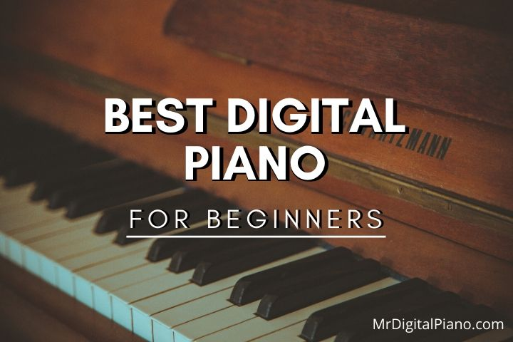 Best Digital Piano for Beginners 2021 - [Reviews & Guide]