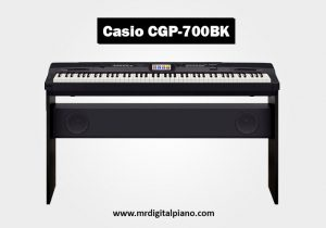 Casio CGP-700BK Review