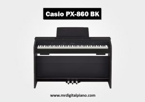 Casio PX860 BK Review