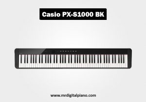 Casio Privia PX-S1000 Review