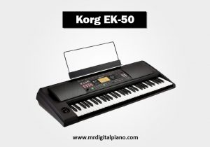 Korg EK-50 Review