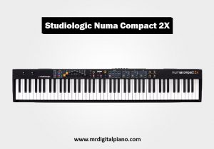 Studiologic Numa Compact 2X Review