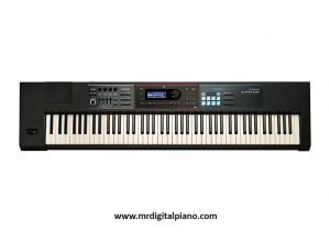 User-Friendly Digital Piano