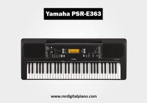Yamaha PSR-E363 Review