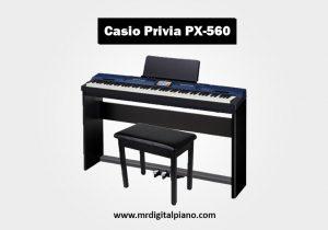 Casio Privia PX-560