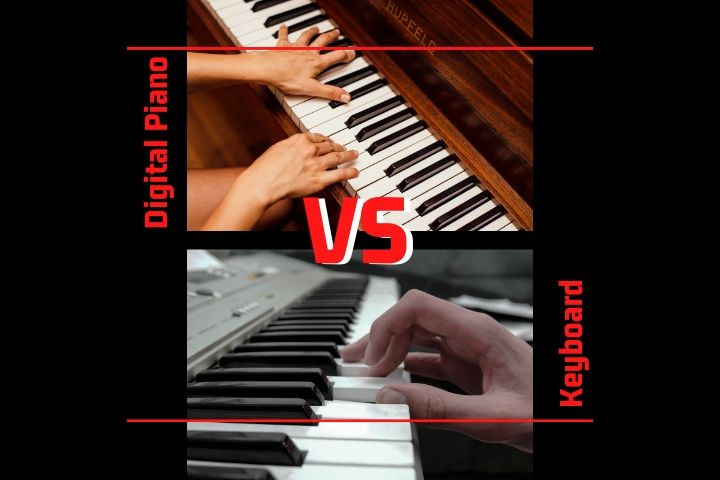 are keyboards and pianos the same