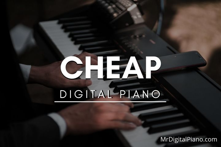Best Budget Digital Piano & Keyboard - Cheap Pianos in 2021